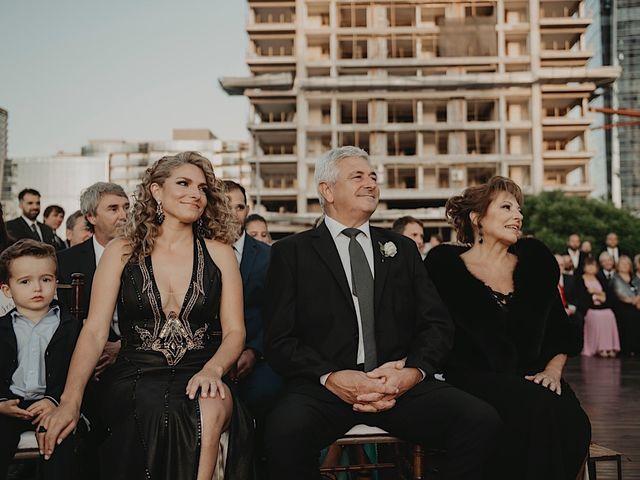 El casamiento de Damian y Yamila en Puerto Madero, Capital Federal 45
