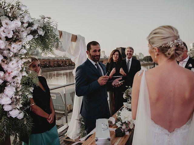 El casamiento de Damian y Yamila en Puerto Madero, Capital Federal 56