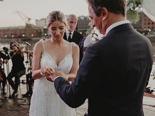 El casamiento de Damian y Yamila en Puerto Madero, Capital Federal 58
