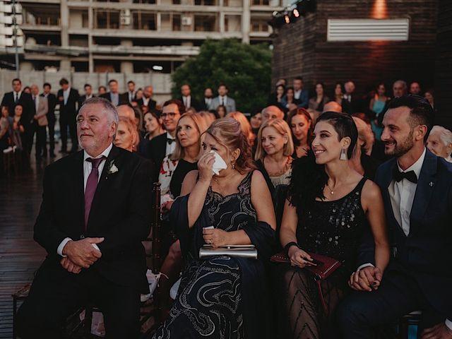 El casamiento de Damian y Yamila en Puerto Madero, Capital Federal 60