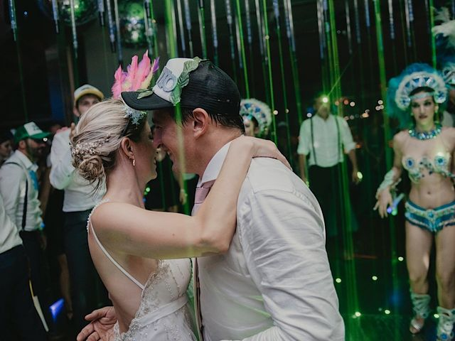 El casamiento de Damian y Yamila en Puerto Madero, Capital Federal 93