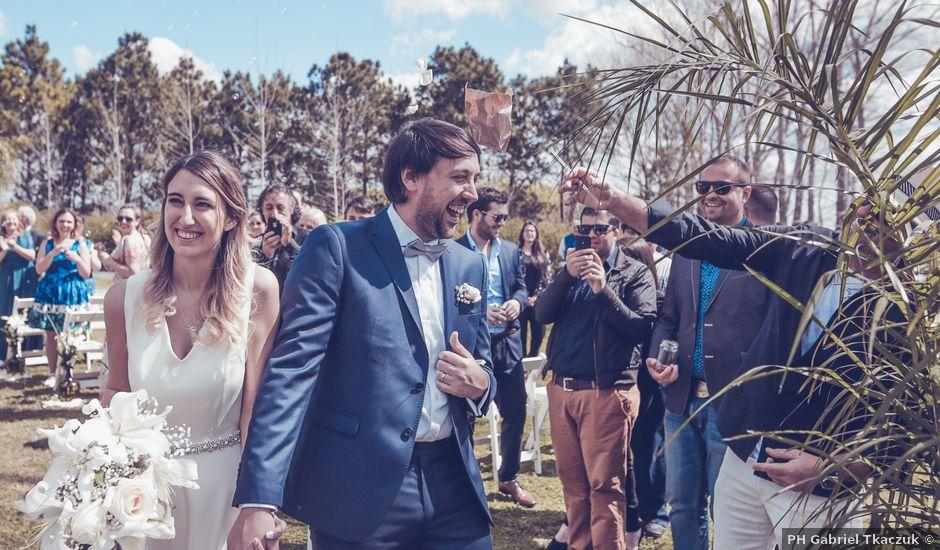 El casamiento de Pablo y Nika en Rosario, Santa Fe