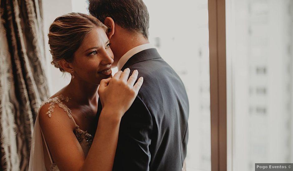El casamiento de Damian y Yamila en Puerto Madero, Capital Federal