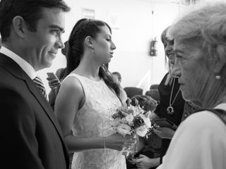 El casamiento de Florencia y Matías 2