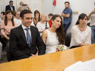 El casamiento de Florencia y Matías 3
