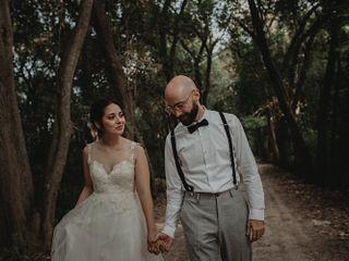 El casamiento de Adrián y Rocío