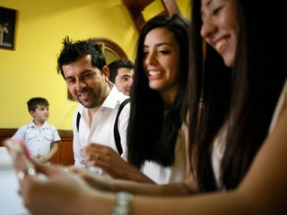 El casamiento de Rocio y Guille 3