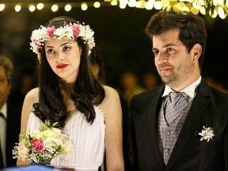 El casamiento de Rocio y Guille