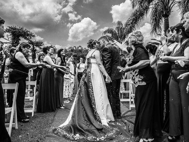 El casamiento de Fabiana y Daniel