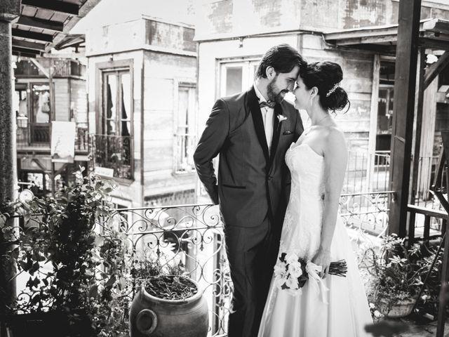 El casamiento de Romina y Ulises