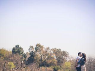El casamiento de Melina y Gaston 3