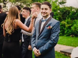El casamiento de Shashique y Lucio 1
