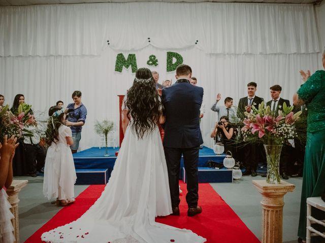 El casamiento de David y Mica en General Lagos, Santa Fe 9