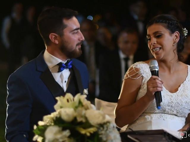 El casamiento de Dante y Cami en Funes, Santa Fe 1