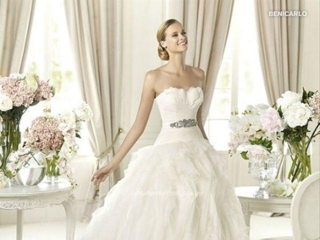Colección de vestidos Pronovias 2013