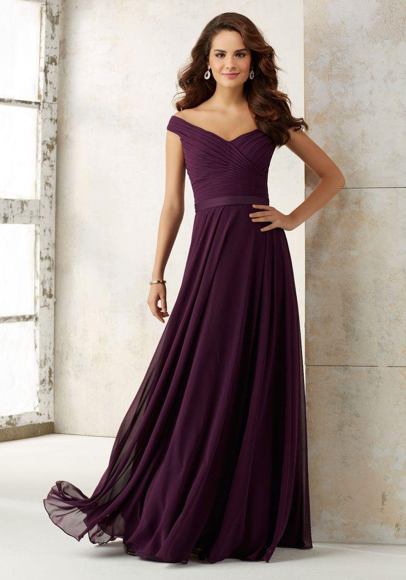 161cb8eaa Vestidos de fiesta sencillos  50 modelos que enamoran