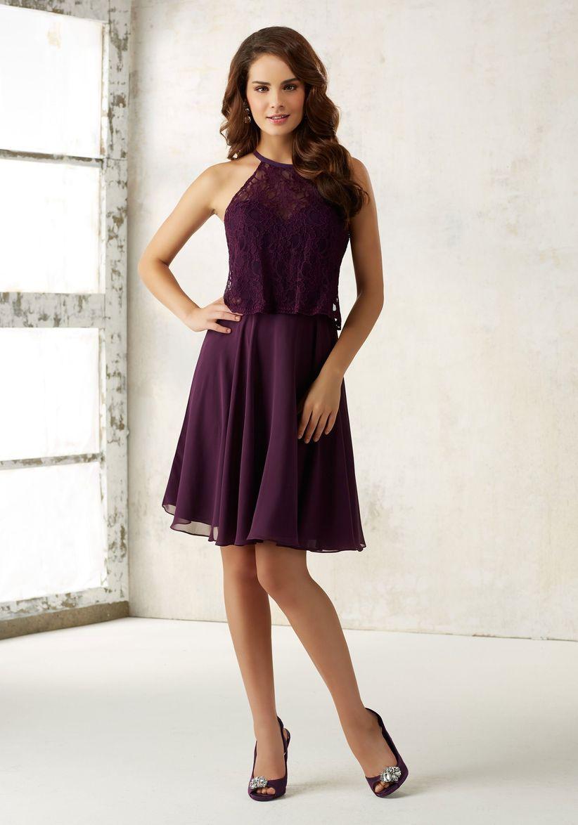 15154c2f9 Vestidos de fiesta sencillos  50 modelos que enamoran