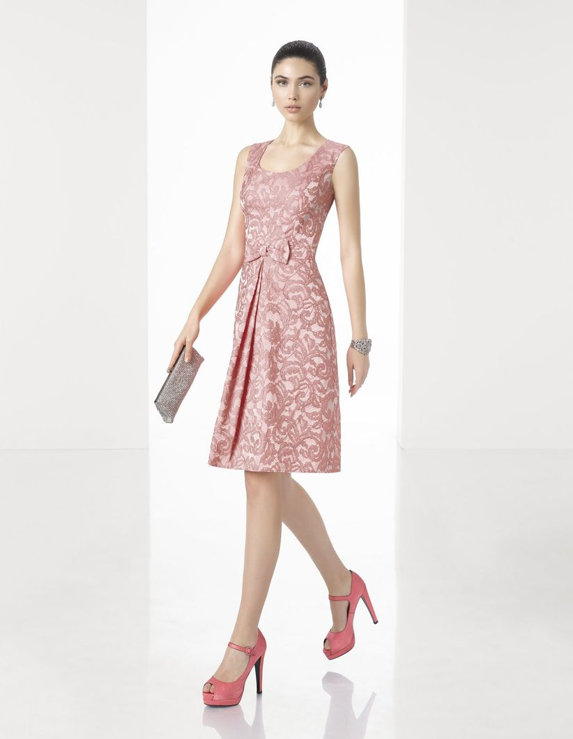 4c102983d1 50 vestidos de invitada para casamientos en verano  las últimas ...