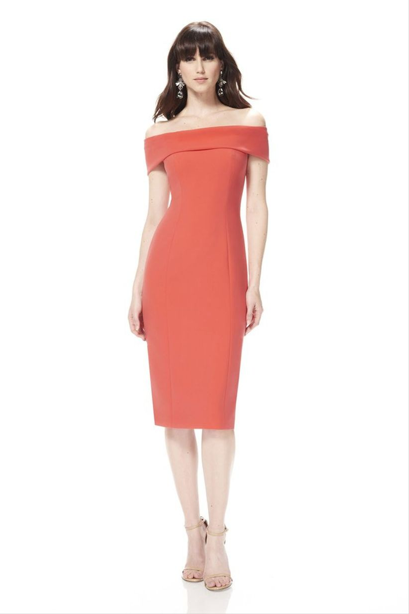 fae8d4ac3829 Vestidos de fiesta sencillos: 50 modelos que enamoran