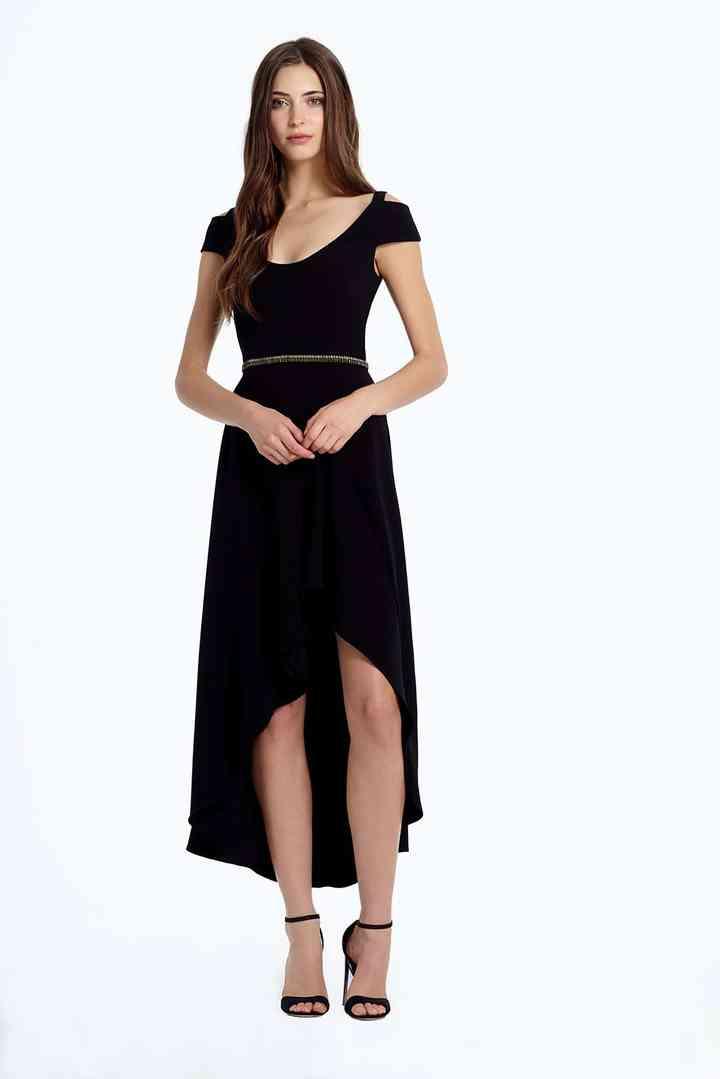 Vestidos De Fiesta Sencillos 50 Modelos Que Enamoran