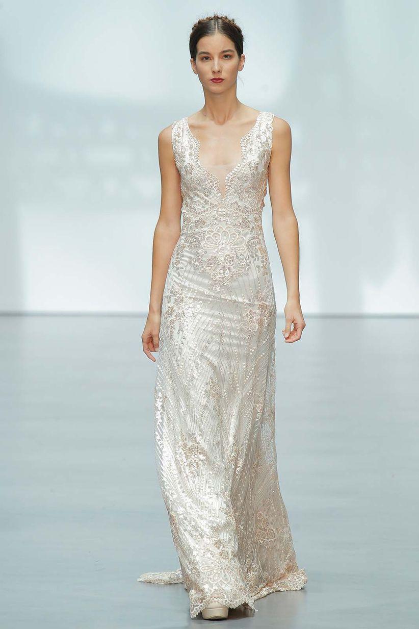 30 vestidos de novia vintage, ¡elegancia y seducción!