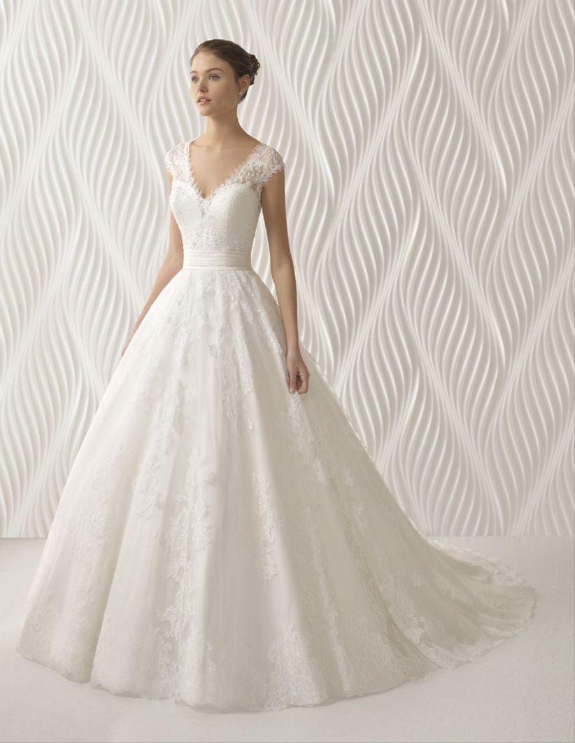 30 vestidos de novia que te harán parecer más delgada