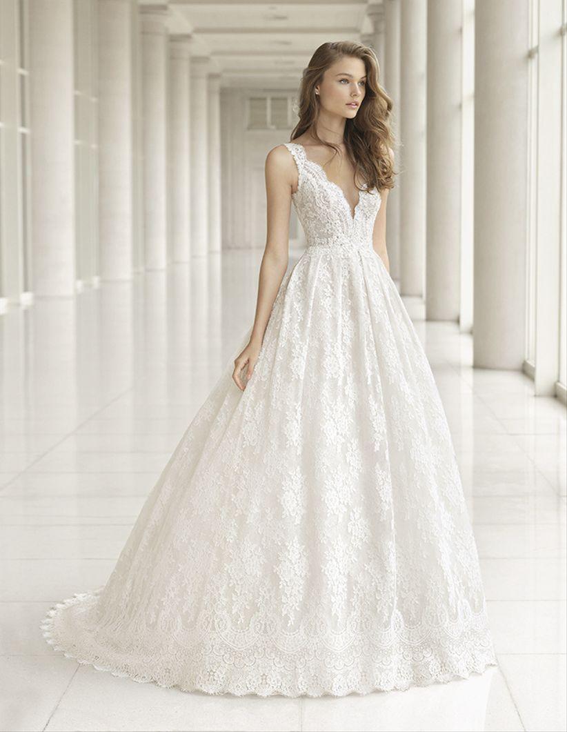 Vestidos de novias para delgadas