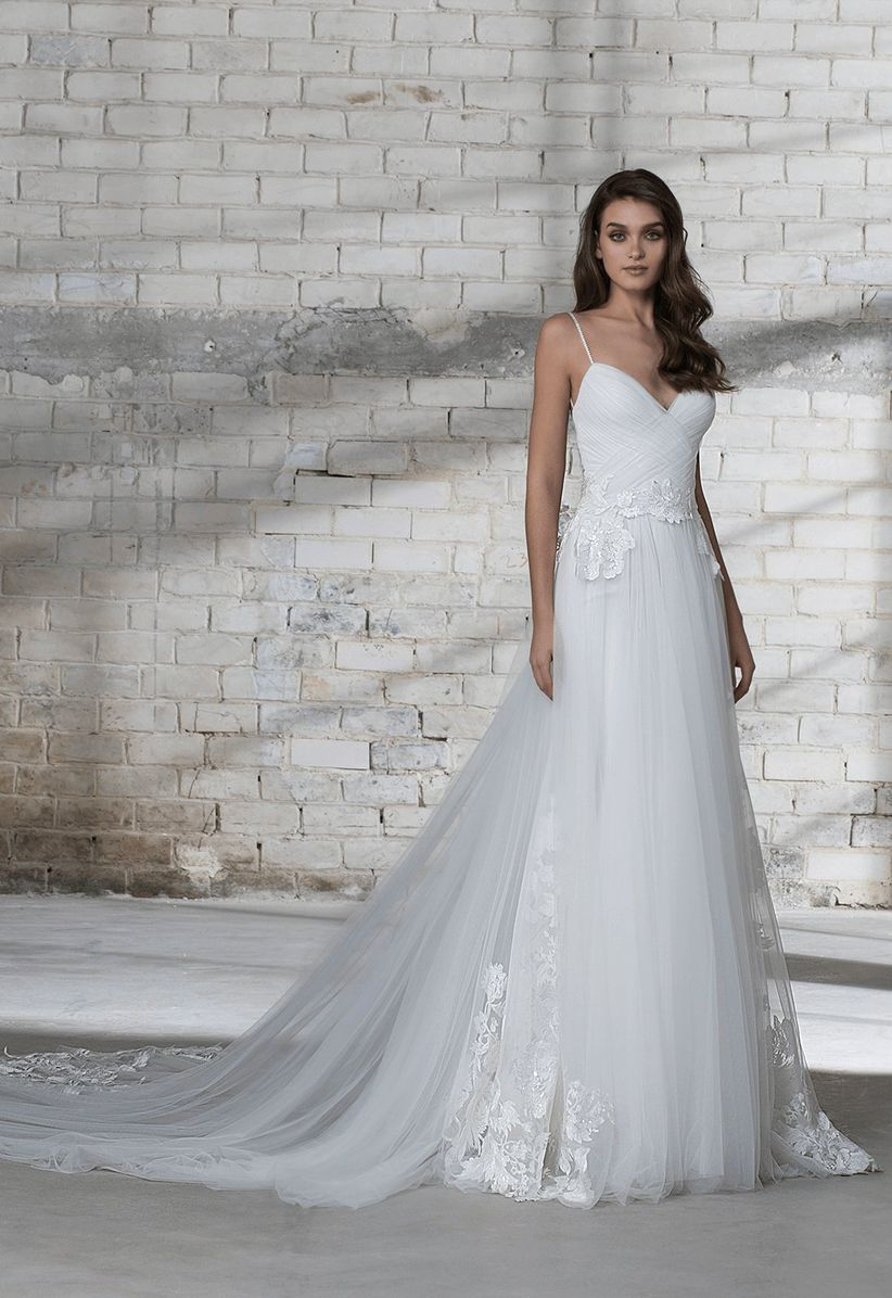 Vestidos de novia corte sirena pnina tornai