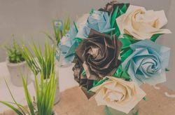 10 ramos de novia artificiales: ¡Sorprendete!