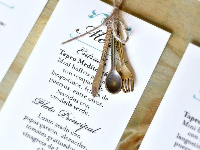 Cómo elegir el menú para el casamiento