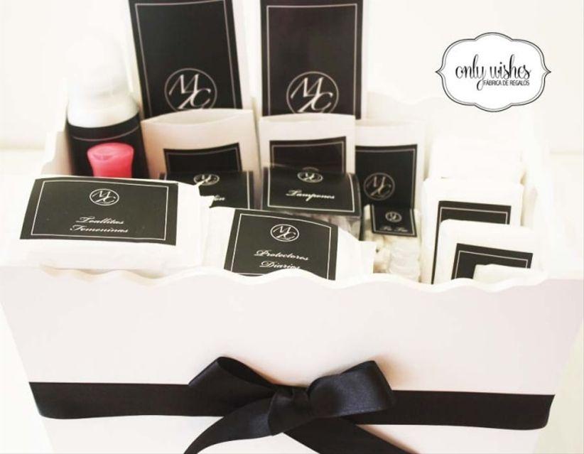 Kit para los invitados al casamiento - Amenities en el bano ...
