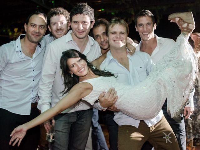 Los amigos del novio