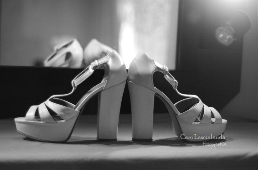 5a46eb024f 6 tendencias de zapatos de novia 2015