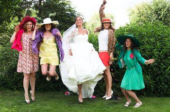 50 zapatos para invitadas a todo tipo de casamientos