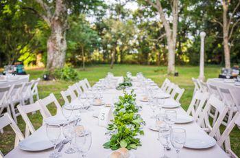 Decoración para casamientos 2019: conocé las últimas tendencias