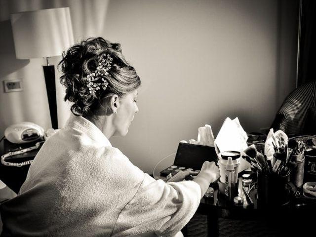 El día del casamiento: las horas previas