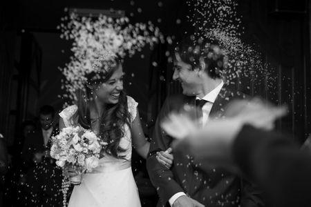 Fotografías en blanco y negro para tu casamiento