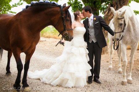 Ideas para organizar un casamiento campestre
