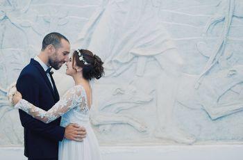 6 formas de contar su historia de amor en el casamiento