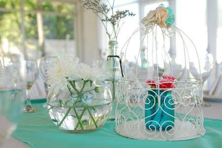 Decorá tu casamiento con jaulas vintage