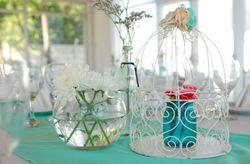 Decor� tu casamiento con jaulas vintage