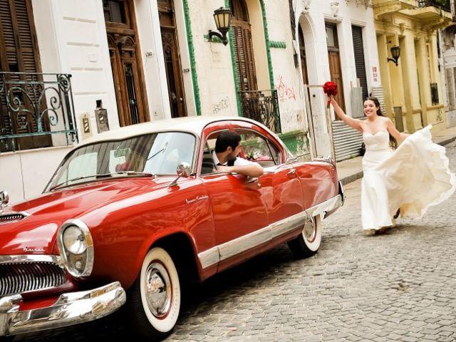 Consejos para contratar el auto de casamiento