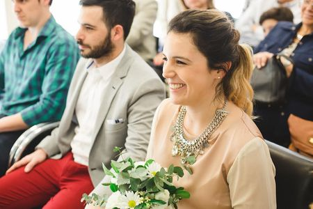30 vestidos de novia de colores para la ceremonia civil