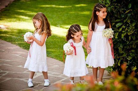Consejos para que los niños participen en la ceremonia