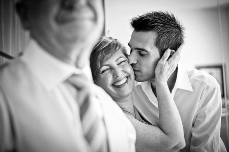 8 tipos de madres de los novios