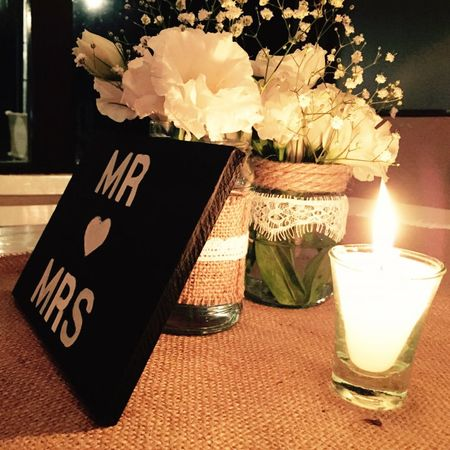 Glosario de decoraci�n floral para el casamiento