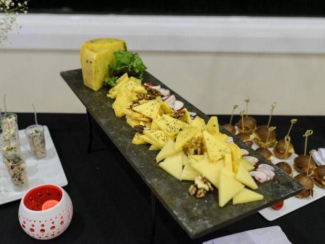 Buffet de quesos en tu casamiento, ¡la cuarta se ve exquisita!
