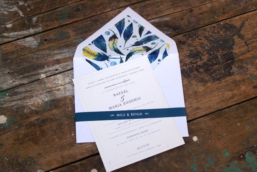 Invitaciones Para Un Casamiento Rústico 30 Ideas Para Llenar Las