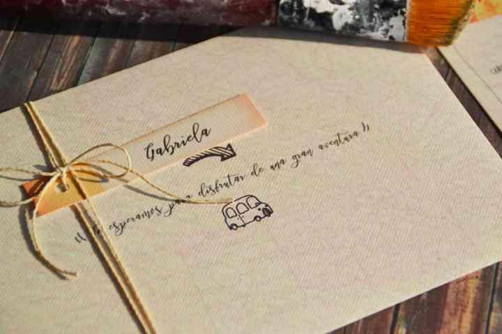 Qué Escribir En Los Sobres De Las Invitaciones De Casamiento