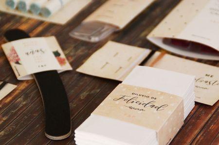 Las 15 cosas que no pueden faltar en el kit de baño del casamiento